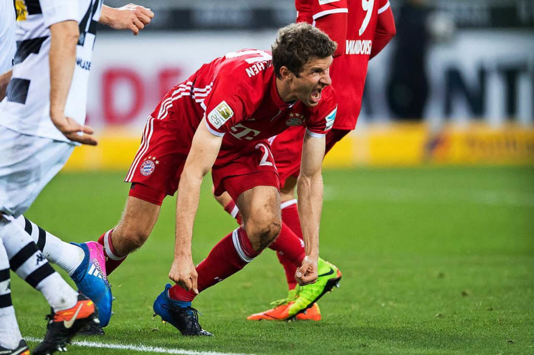 Thomas Müller  | Foto: dpa