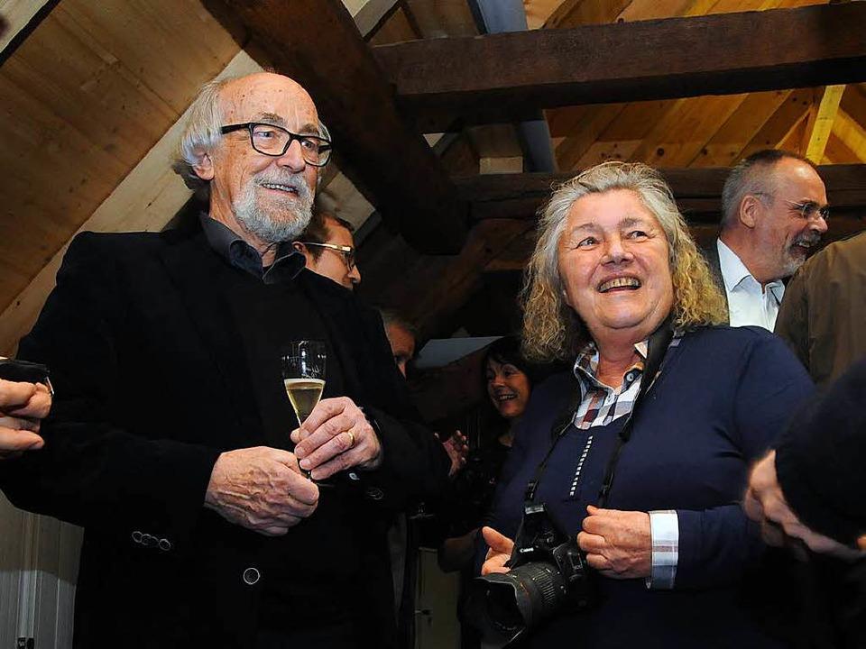 Der frühere Schopfheimer Kulturbeauftr...aktionsleiterin in Schopfheim bis 2016  | Foto: Robert Bergmann