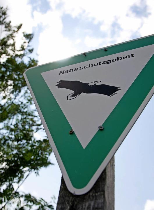 Vogelschutz- und FFH-Gebiete sind am K...Vielfalt sichern helfen (Symbolbild).     Foto: dpa