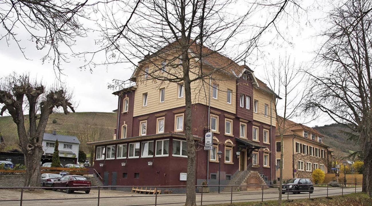 Nur noch Fremdenzimmer beherbergt das ...sthaus Alte Brauerei in Niederweiler.   | Foto: Volker Münch