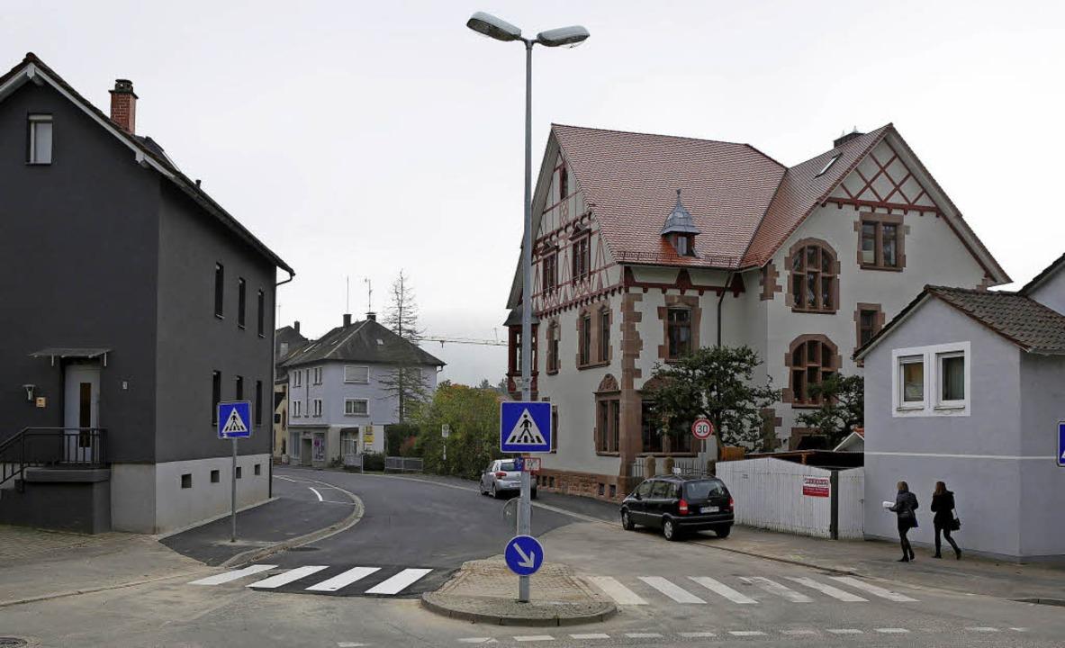 Entschärfen werden soll nach dem Plan ...r Stefanien- in die Burgheimerstraße.   | Foto: Christoph Breithaupt