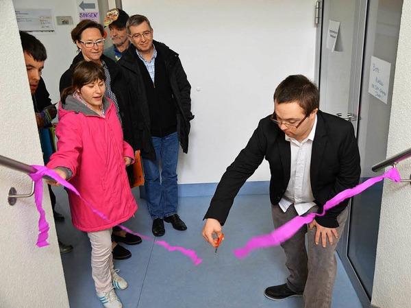 Viel zu sehen und zu erleben gab es bei der Eröffnung des Hauses Elisabeth auf dem Campus des St. Josefshauses am Wochenende.