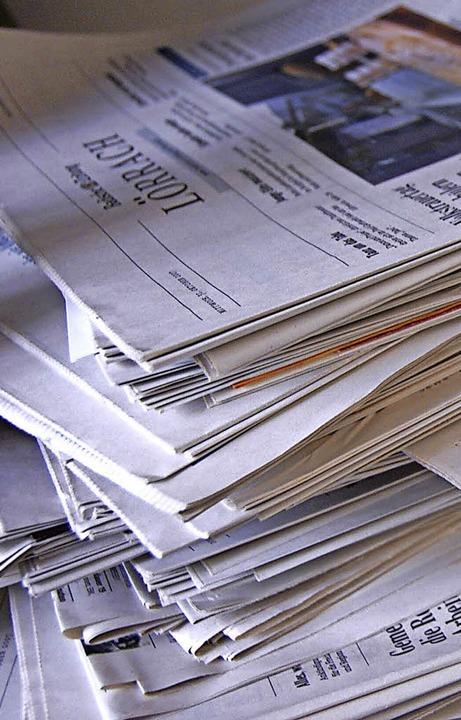 Auch die Papiersammlung wird unter die Lupe genommen.   | Foto: Gra