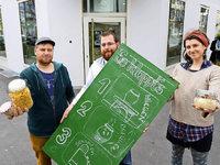 Verpackungsfreier Minisupermarkt startet in Freiburg