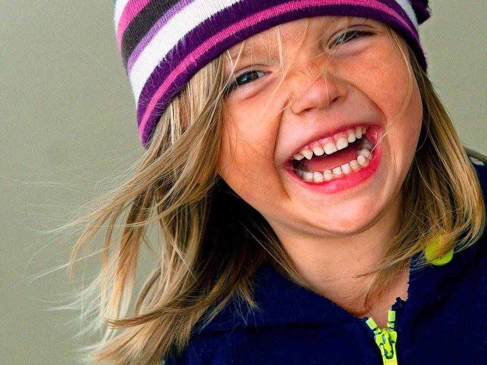 Lachen hilft heilen.  | Foto: dpa