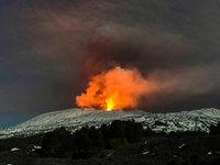 Schön und gefährlich: Vulkan Ätna ist besonders aktiv
