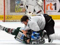 In der Eishockey-Liga geht es spannend wie selten zu