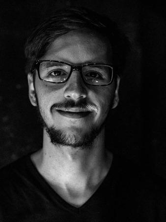 Lukas Diestel (27) schreibt Kurzprosa und arbeitet zur Zeit an seinem ersten Buch.