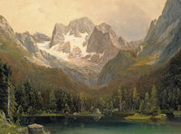 Das Münchner Lenbachhaus hat seine Malerei des 19. Jahrhunderts neu geordnet