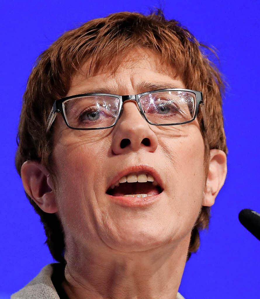 CDU-Triumph im Saarland stärkt Kanzlerin Merkel