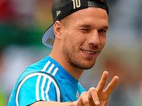 Maach et joot, Poldi: Abschied aus der Nationalelf