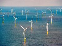 Künstliche Insel in Nordsee für Windpark geplant