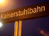 Elf Monate lang Bus statt Bahn zwischen Endingen und Gottenheim