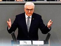 Steinmeier mahnt die Türkei als neuer Bundespräsident