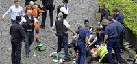 London unter Schock