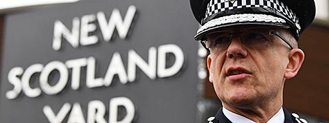 London: Polizei stürmt Wohnungen - sieben Festnahmen