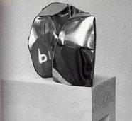 """Ausstellung """"Entgegnungen"""" mit Werken von Sandra Eades und Reinhard Klessinger in der Galerie Stahlberger in Weil am Rhein"""