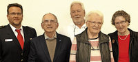 Rotes Kreuz gewinnt 150 neue Mitglieder
