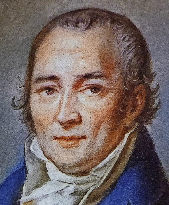 Johann Peter Hebel   | Foto: David-Wenk