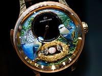 Wie war's bei... der Uhren- und Schmuckmesse Baselworld?