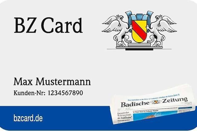 Anmeldung Wissensforum/ BZCard-Vorteil