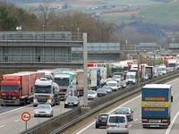 Baustelle: Autofahrer müssen mit Stau auf der A5 rechnen