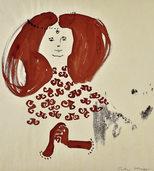 Zeichnungen von Peter Knapp im Tomi-Ungerer-Museum