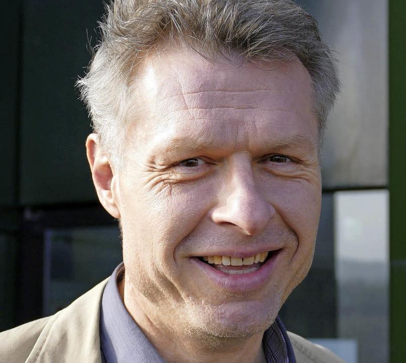 Joachim Spross   | Foto: Gerigk