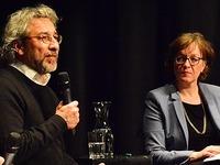 Gesichert wie nie: Diskussion mit Can Dündar in Lörrach