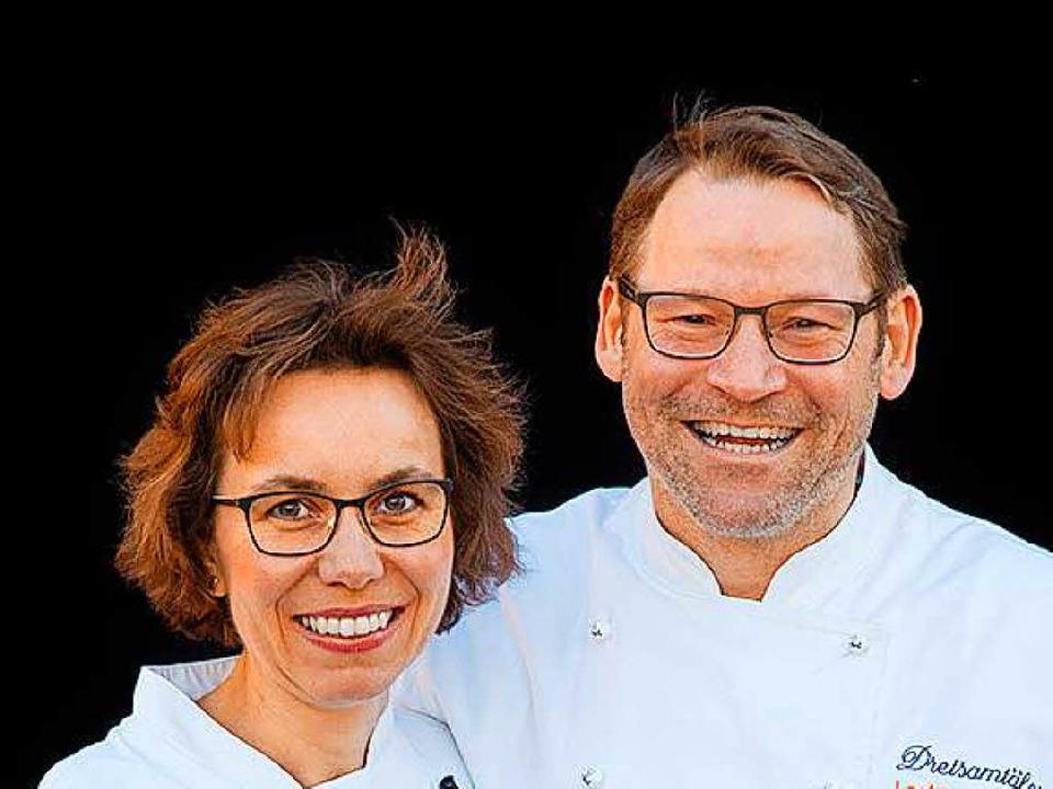Roland und Heidi Ebel  | Foto: Wissing