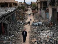 Zurück in den Irak: Warum ein 71-Jähriger Flüchtling geht