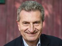 """Günther Oettinger: """"Ich bin lernfähig"""""""