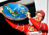 Vettel gewinnt Formel-1-Rennen in Melbourne