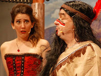Fotos: Theaterabend in Wallbach