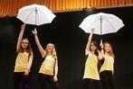 Ein Fest der Tänzerinnen beim TuS Herten