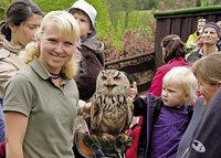 Vogelpark Steinen hat die Saison eröffnet