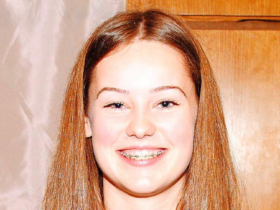 Jugendsportlerin des Jahres: Louisa Gasenzer  | Foto: Norbert Sedlak