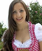 """Nathalie Rieber kommt bei Schlagerwettbewerb mit """"Liebe"""" auf Platz vier"""