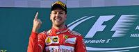 Vettel gibt den Knallfrosch