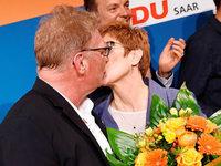 CDU gewinnt Saarland-Wahl klar vor der SPD