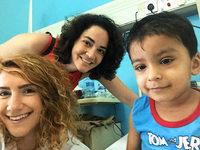 Freiburgerin hilft krebskranken Kindern im Libanon