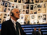 """""""Dass wir der Ermordeten gedenken, ist der letzte Dienst, den wir ihnen erweisen können."""""""