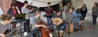 Musik und Begegnung gegen den trostlosen Alltag