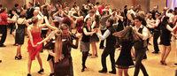 Tanzen liegt auch bei den Jüngeren voll im Trend