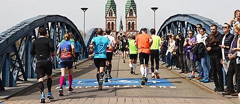 Freiburg-Marathon: Sicherheitsvorkehrungen verstärkt