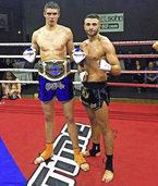 Südbadener ist Europameister im Kickboxen