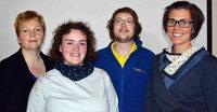 Drei junge Narren zieht es in die Ämter