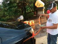Dem Erdölstaat Venezuela geht das Benzin aus