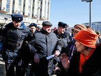 Der Kreml schweigt, die russische Opposition twittert