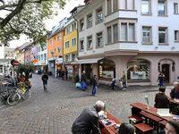 Bermuda-Dreieck in Freiburg: Neue Läden und Besitzerwechsel
